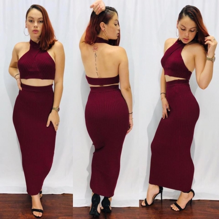 Set (Top & Skirt)