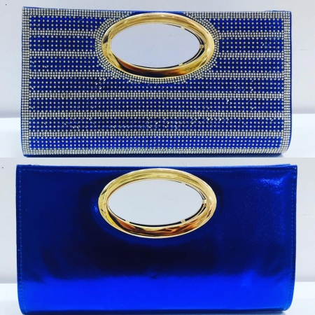 Purse Royal Blue