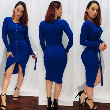 Longsleeve Dress