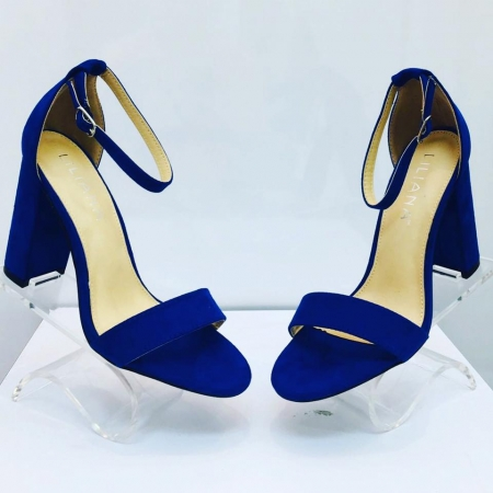 Royal Blue Pump